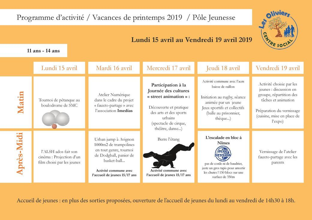 ProgrammePoleJeunessePrintemps2019Orange page 002